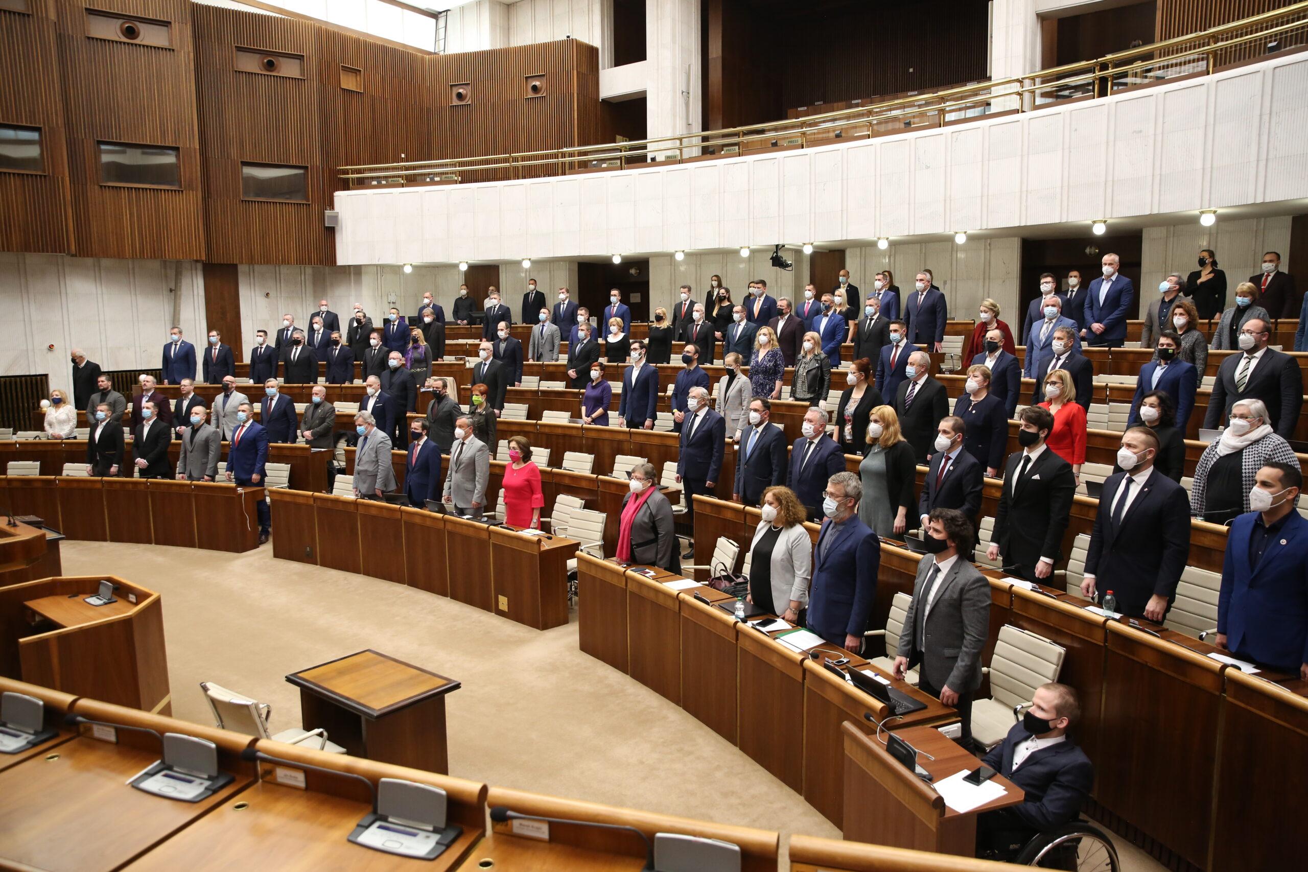 (Foto: Kancelária Národnej rady Slovenskej republiky)